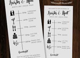 printable wedding program 34 design etsy wedding program template marvelous garcinia