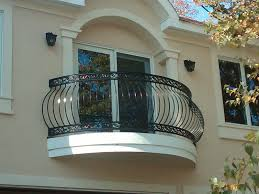modern balcony railing design printed glass and rail designs