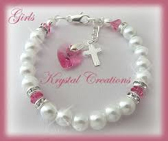 baptism accessories baptism christening bracelet girl candles online shop