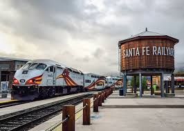 Commuter Rail by New Mexico U0027s Commuter Rail Line Faces Financial Burdens