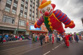 photos america s thanksgiving day parade in downtown detroit