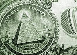 what do the symbols on the us one dollar bill