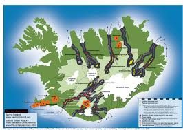Iceland Map Location Mapping Iceland Strategies Of Integration Mediating The Built