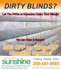 blind cleaning sunshine window cleaning