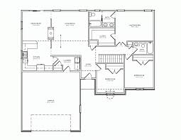 House Plans With Prices Small House Plans Modern Bedroom Single Story Three Flat Plan On