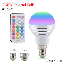 Rgb Led Light Bulb With Remote by Popular Light Bulb Remote Buy Cheap Light Bulb Remote Lots From