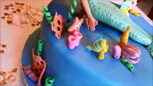 mermaid birthday cake the mermaid birthday cake