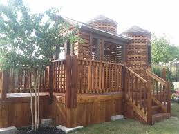 austin playscape staining