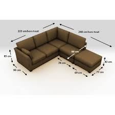 dimension canape angle dimensions canap d angle 13 avec archives page 4 sur 15 royal sofa