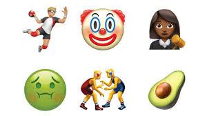 small halloween emoticons transparent background gif and emoji survey many millennials prefer them to words time com