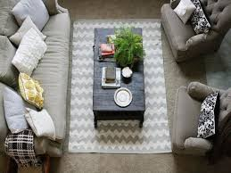 rug under coffee table extraordinary inexpensive rugs for living room using chevron area