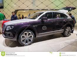 bentley bentayga mulliner car editorial photography image 88205562