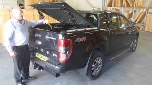 Ford Ranger Truck Cover - wildtrak top up cover youtube
