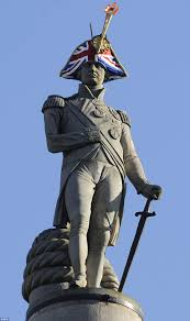 hats off london s iconic statues get a 2012 inspired makeover in
