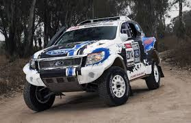 nissan ranger ford officially announces attending 2014 dakar rally with two