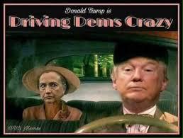 Driving Miss Daisy Meme - latest deplorable communications