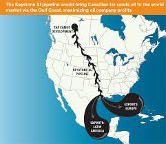 keystone xl pipeline map xl pipeline nightmare whowhatwhy