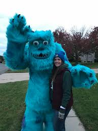 sully costume the ultimate sully costume