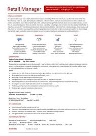 fashion retail resume template suzanne jovin thesis