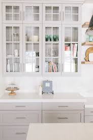 White Kitchen Cabinets With Glass Doors Glass Kitchen Cabinets Enchanting Decoration Ideas Expert Tips On