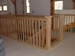 Wooden Interior by Railings For Indoor Stairs 3 Interior Wood Railing Systems 1280 X