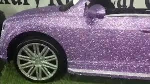 purple bentley purple bentley luxury kids car club youtube