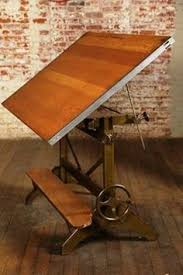 Steel Drafting Table Stack Engineer Cantilever Drafting Table Factory 20 Vintage