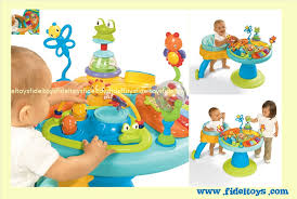 bright starts doodle bugs around we go prijs baby activity center fideltoys