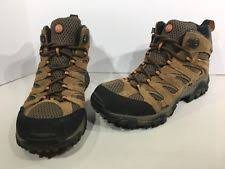 s waterproof walking boots size 9 merrell energis mid waterproof hikers trail shoes boots mens