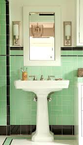 sinks art basin nouveau pedestal sink vintage deco style art