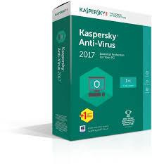 kaspersky anti virus 2017 1 plus 1 user price review and buy in
