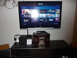 livingroom pc pc gaming living room tv thecreativescientist com
