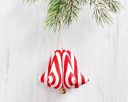bell ornament etsy
