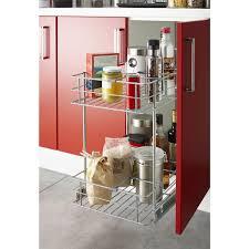 panier coulissant pour meuble de cuisine inspiration meuble coulissant cuisine meuble