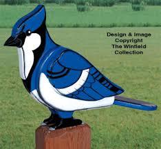 3d bird woodcraft patterns 3d blue woodcraft pattern