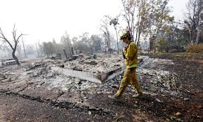 California Wildfires Valley Fire california town middletown struggles to recover from ashes of