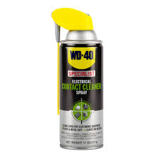 Squeaky Ceiling Fan Wd40 by Wd 40 Specialist 11 Oz Electrical Contact Spray Wd 40