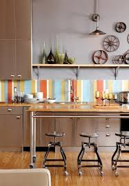 colorful kitchen backsplashes top 10 modern kitchen trends in creative backsplash design
