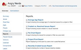 generating reports atlassian documentation