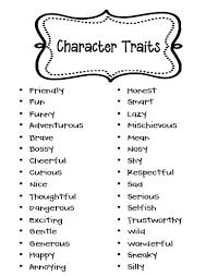 sarah u0027s first grade snippets character analysis