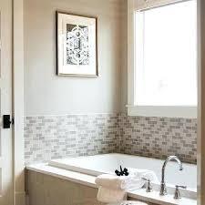 bathroom surround ideas tile tub surround blue bathrooms blue tile in the bath tile tub