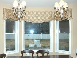 kitchen bay window treatment ideas inspiring kitchen window valances pattern wonderful of for bay