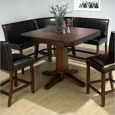 Rustic Dining Tables With Benches Dining Table Sets With Bench U2013 Amarillobrewing Co