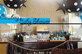 boy baby shower themes cowboy baby shower theme party cowboy western boy s baby shower