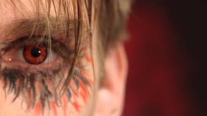 scary halloween contacts twilight vampire contact lenses youtube