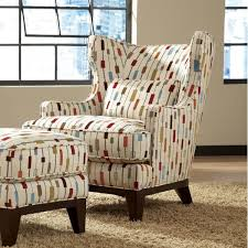 Wingback Chair Ottoman Design Ideas 243 Best For The New Home Images On Pinterest Black Colors