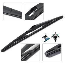lexus rx400h wiper blades rear windscreen windshield wiper arm blade kit for lexus rx300
