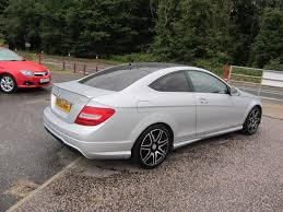 used mercedes used 2012 mercedes benz c class c250 cdi blueefficiency amg sport