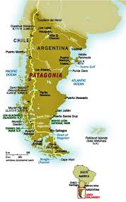 Patagonia South America Map Argentina Targeted By World Government Danger Over U0027patagonia U0027