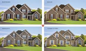 which home design do you prefer try different glen gery brick
